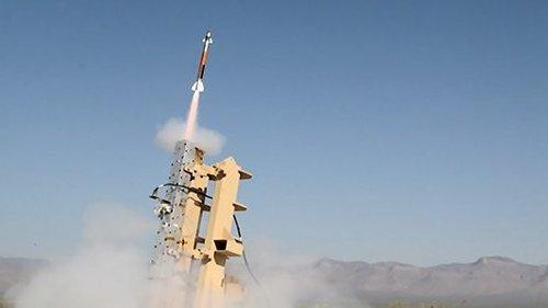 拦截他人�y.���K�_美完成mhtk导弹首次飞行试验 可拦截炮弹火箭弹(图)