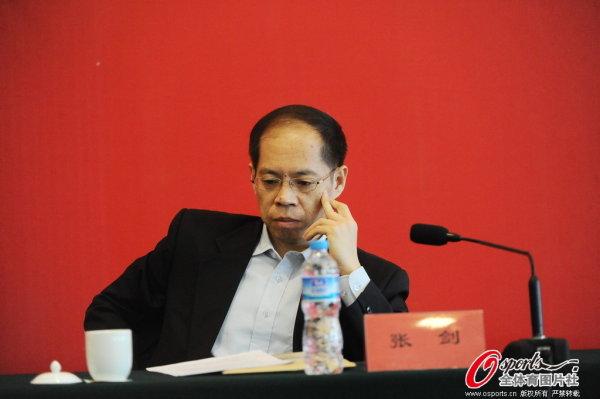 2013年3月5日,2013年中国足球联赛赛风赛纪及反兴奋剂工作会议召开,足管中心主任张剑、副主任于洪臣出席
