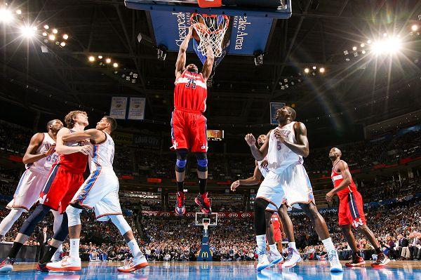北京时间2013年3月28日,NBA常规赛继续进行.杜兰特20分6篮板6