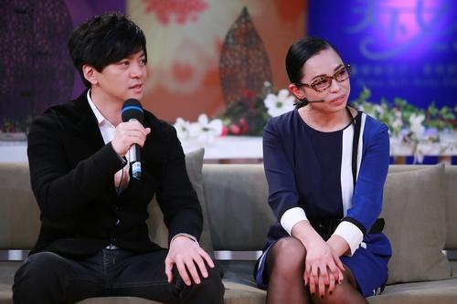 李健与黄绮珊首度同台
