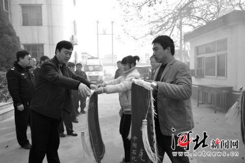 张会武 邢台 河北/燕赵都市报驻邢台记者张会武文/图