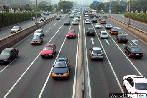 北京:将推更严格机动车分区分时限行措施