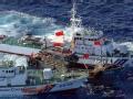 """""""东海协作—2012"""":模拟我国公务船遭碰撞"""