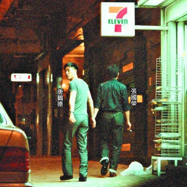 这张是当年哥哥在杭州拍写真集《庆》时留影。