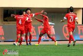 中超图:阿尔滨3-3东亚 东亚队员狂喜