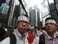 香港保钓人士成功登岛