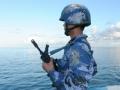 美国不视中国海军为直接威胁