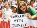 中菲对峙:菲律宾人抗议