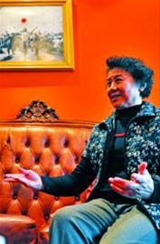 石钟琴   国家一级演员.1966年毕业于上海舞蹈学校.图片