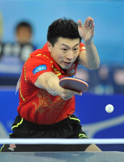 2013年马龙乒乓球比赛视频