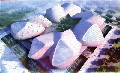 北京/北京文化保税区 设计图