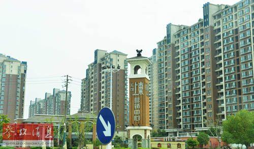 """媒体称中国房地产""""黄金十年""""结束(图)"""