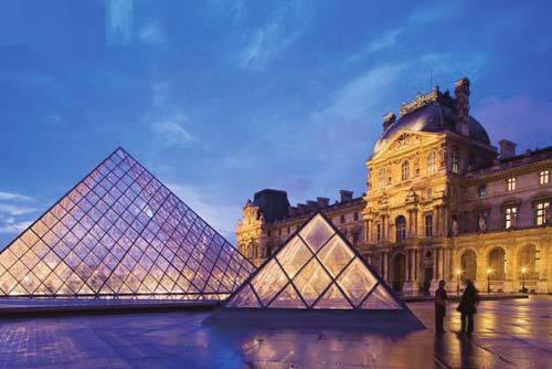 巴黎圣殿 卢浮宫的艺术魅力与文化渊源(组图)