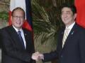 日本菲律宾联手对抗中国