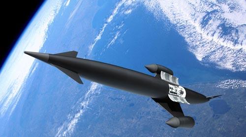 十大即将实现的未来飞行器(组图)