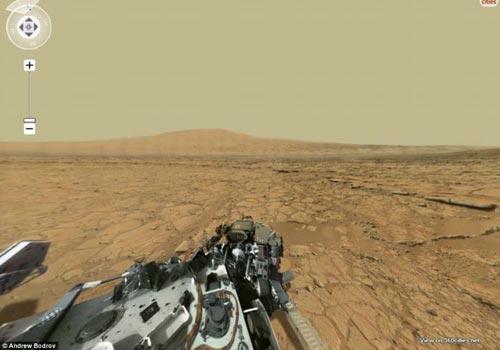 火星360全景图