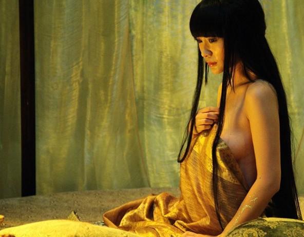 《新四大美女图》中 王俊英彻底颠覆了古代四大美女