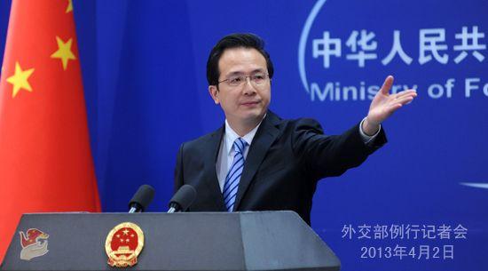 人民网北京4月2日电外交部发言人洪磊今日在例行记者会上表示,我们认为朝鲜半岛生战生乱不符合各方利益,维护朝鲜半岛及东北亚地区和平稳定符合有关各方共同利益,也是有关各方的共同责任。