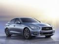 [海外新车]豪华运动轿车全新英菲尼迪Q50