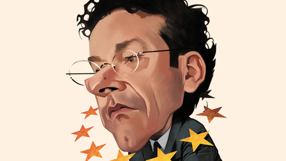 欧元区改革推手