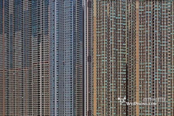 香港/密集恐惧慎入多图鉴赏港产高层建筑