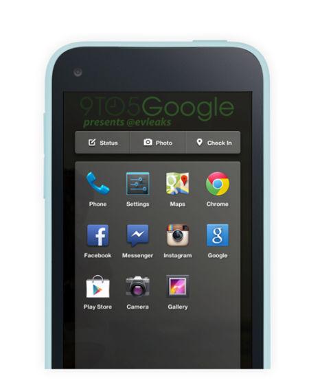 Facebook将预装Android4.1.2系统
