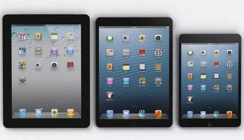 传苹果本月发布iPad5