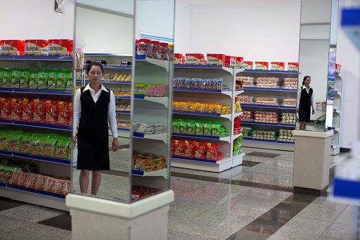 组图:揭秘!朝鲜人民生活远比你想象中的要时髦