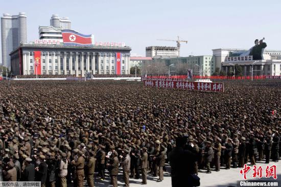 朝媒:安理会将朝鲜声明作为正式文件向各国散发
