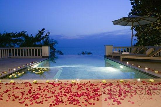 图说世界上风景最美的酒店 天堂也只能如此