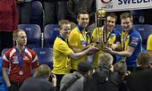 图文:2013男子冰壶世锦赛 胜者与败者