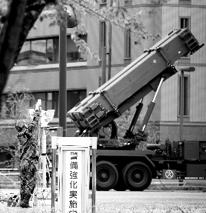 朝鲜敦促在韩外国人避难撤离