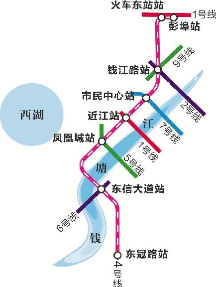 今年:地铁4号线力争开工 彩虹快速路滨江段完工(图)图片