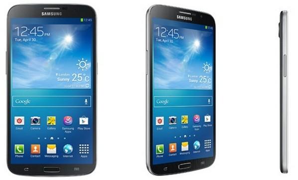 三星宣布五月上市galaxy mega 6.3 和5.8手机