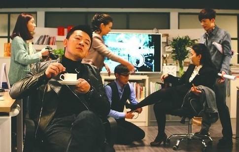 黄海波《新编辑部故事》剧照