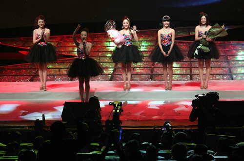 青春美少女组合将在山东济南举办一场小型个唱,虽然本次济南演唱会图片