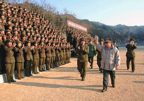 见识下吧 朝鲜特种部队有多狠(组图)