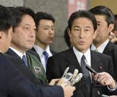 日本外相防卫相视察部队 强调日美合作应对朝鲜