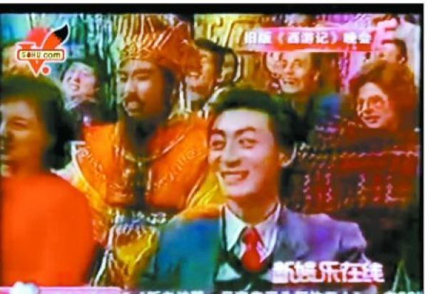 孙悟空 春晚/26年前西游记剧组春晚走红盘点86版绝色美女(组图)