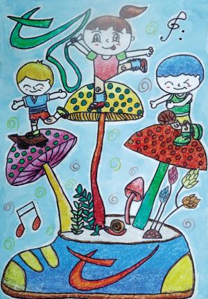 """""""喜得龙""""杯第六届中国(晋江)国际鞋文化动漫创意设计大赛作品选登图片"""