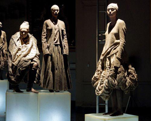 马可,中国知名女服装设计师,1971年出生于吉林长春,苏州丝绸工