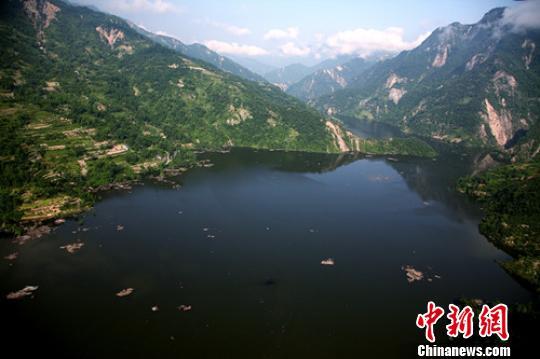 四川绵阳:三年建设五个湿地公园 唐家山堰塞湖在列(图