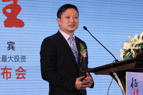 爱康国宾集团董事长兼CEO张黎刚先生。