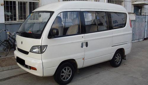 哈飞_第一款拥有自主知识产权的微车: 哈飞中意-搜狐汽车