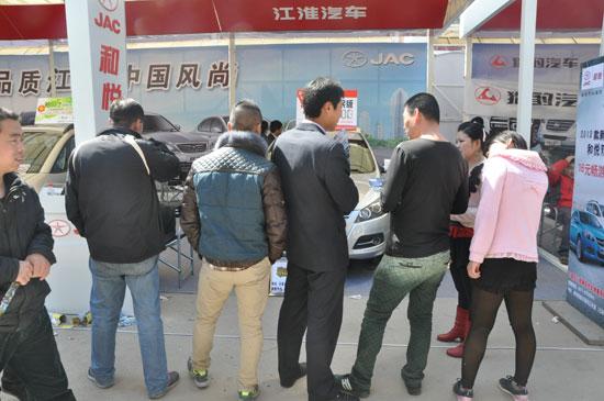 双燃料汽车备受关注高清图片