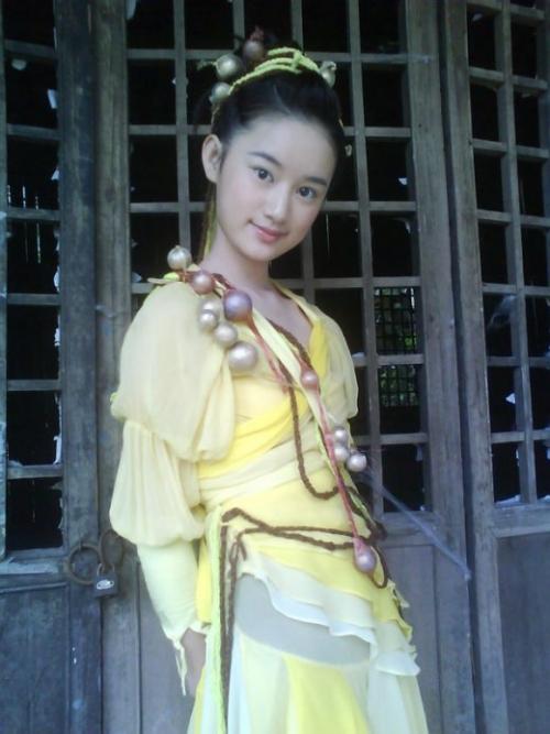 郑爽古力娜扎李沁谭松韵 超水嫩低龄古装美女明星