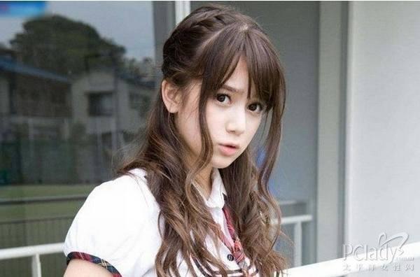 一个色日本_日本高校校花揭秘 美貌全靠发型加分(组图)