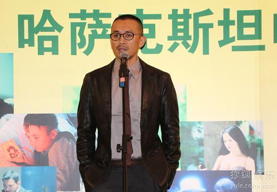 王学兵力推电影文化国际交流
