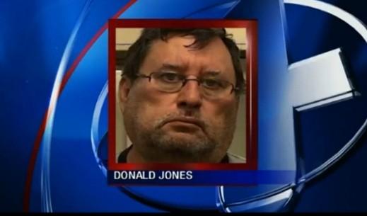 用快餐餐点招妓的美国男子Donald Jones。图/台湾ETtoday新闻云