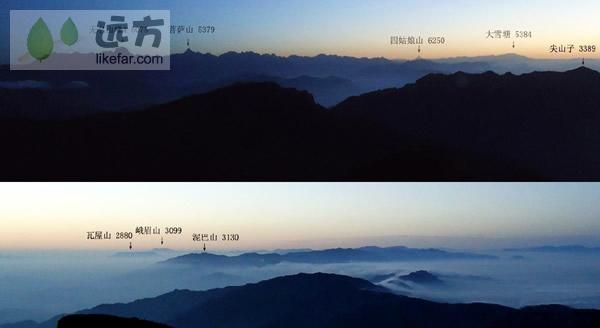 2013年四川雅安市荥经县牛背山自助游猎人3攻略攻略怪物图片